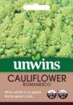 Picture of Unwins Cauliflower Romanesco