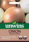 Picture of Unwins Onion Ailsa Craig