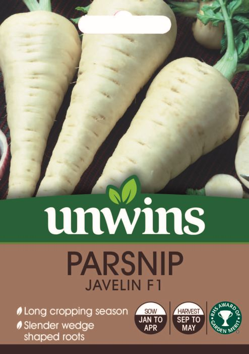 Picture of Unwins Parsnip Javelin F1