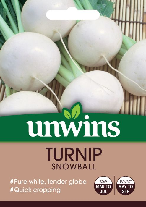 Picture of Unwins Turnip Snowball