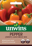 Picture of Unwins Pepper Sweet Lunchbox Snack Mix Seed