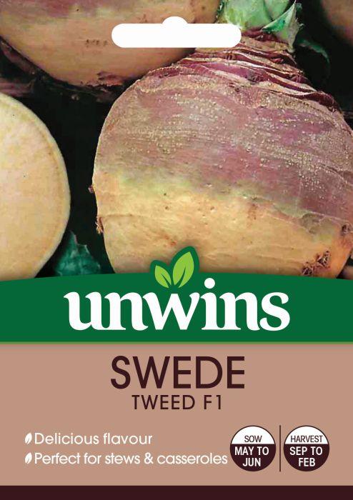 Picture of Unwins Swede Tweed F1 Seeds
