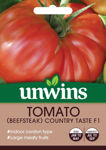 Picture of Unwins Tomato Beefsteak Country Taste F1