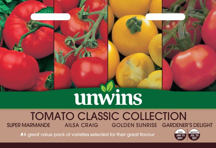 Picture of Unwins Tomato Classic Collection