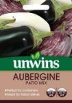 Picture of Unwins Aubergine Patio Mix