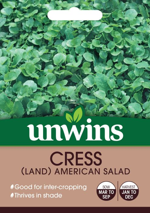 Picture of Unwins Cress Land American Salad