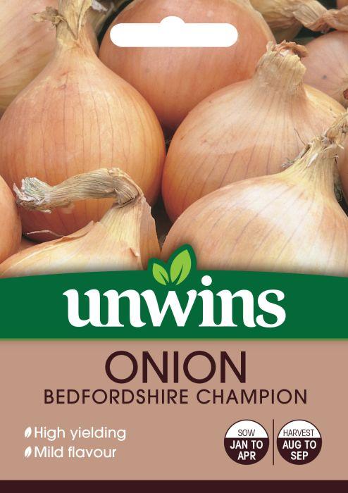 Picture of Unwins Onion Bedfordshire Champion