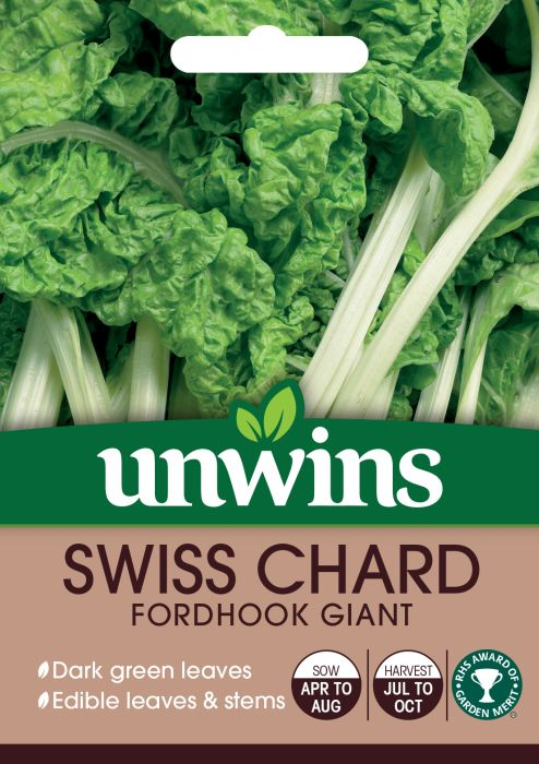 Picture of Unwins Swiss Chard Fordhook Giant
