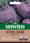 Picture of Unwins Kohl Rabi Ballot F1