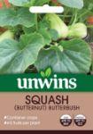 Picture of Unwins Squash Butternut Butterbush