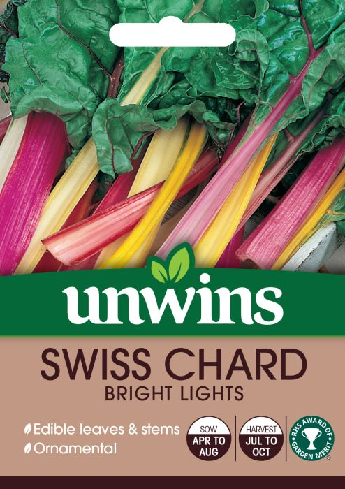 Picture of Unwins Swiss Chard Bright Lights