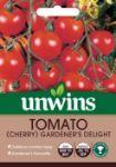 Picture of Unwins Tomato Cherry Gardeners Delight Unwi