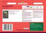 Picture of Unwins Runner Bean Galaxy
