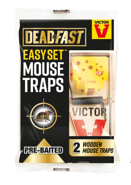 Picture of Deadfast Power Kill Mouse Twin