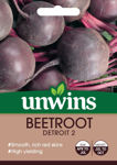 Picture of Unwins Beetroot Round Detroit 2