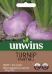 Picture of Unwins Turnip Sweet Bell Unwins