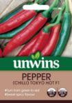 Picture of Unwins Chilli Pepper Tokyo Hot F1