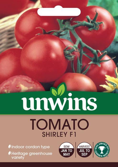 Picture of Unwins Tomato Round Shirley F1
