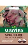 Picture of Unwins Artichoke Violetto Di Romagna