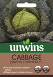 Picture of Unwins Cabbage Cordesa F1 Savoy