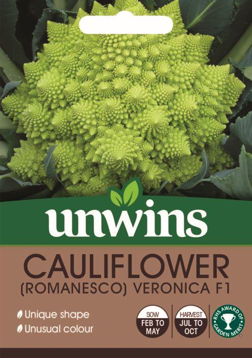 Picture of Unwins Cauliflower Veronica F1