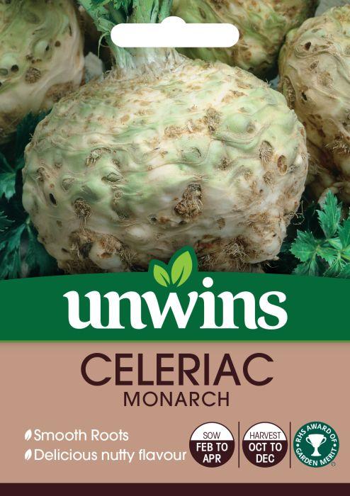 Picture of Unwins Celeriac Monarch