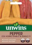 Picture of Unwins Pepper Diablo & Ringo F1