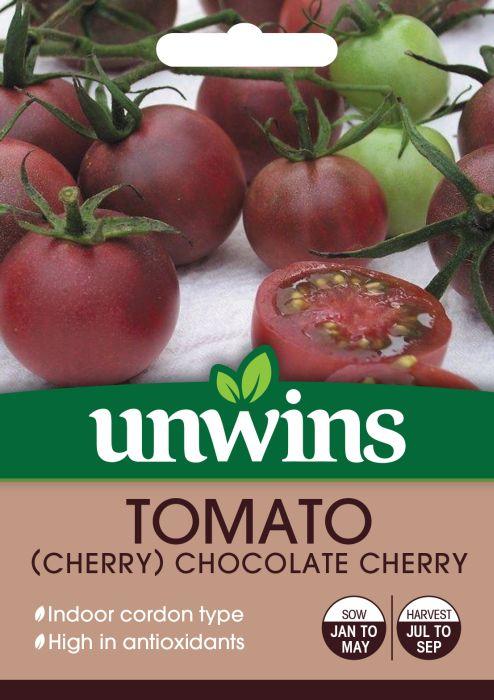 Picture of Unwins Tomato Chocolate Cherry
