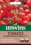 Picture of Unwins Tomato Romello F1 Cherry Plum