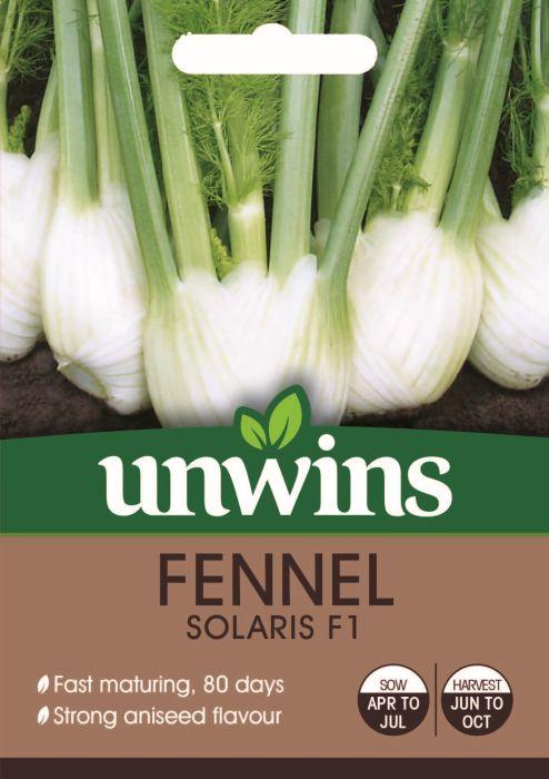 Picture of Unwins Fennel Solaris F1