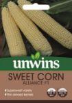 Picture of Unwins Sweet Corn Alliance F1
