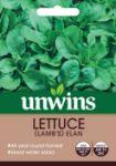 Picture of Unwins Lettuce Lamb's Elan Veg