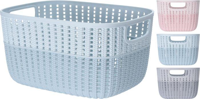 Picture of Basket Pp Duotone Knitt Design