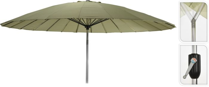 Picture of Umbrella Shanghai 270cm Green