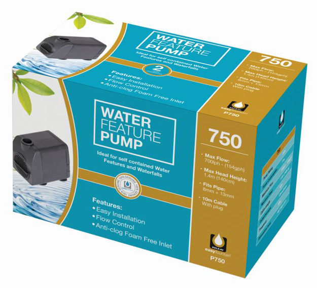 Picture of Water Feature Pump 750