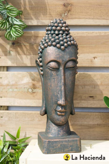 Picture of Thin Buddha Head