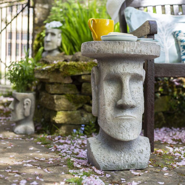 Picture of Easter Island Plant Stand