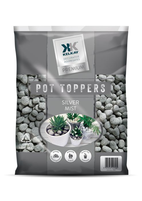 Picture of Silver Mist Pot Topper