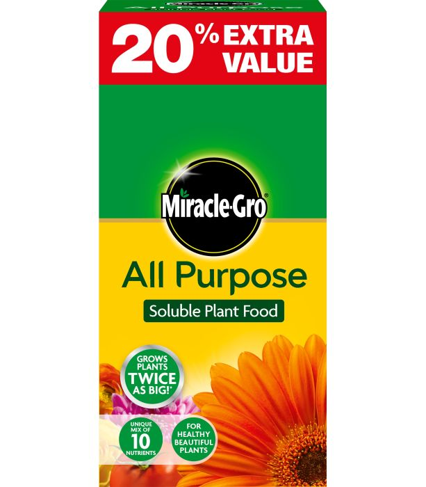 Picture of 1.2kg Miracle Gro All Purpose Soluble