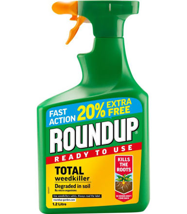 Picture of 1ltr + 20% Free Roundup Ready To Use