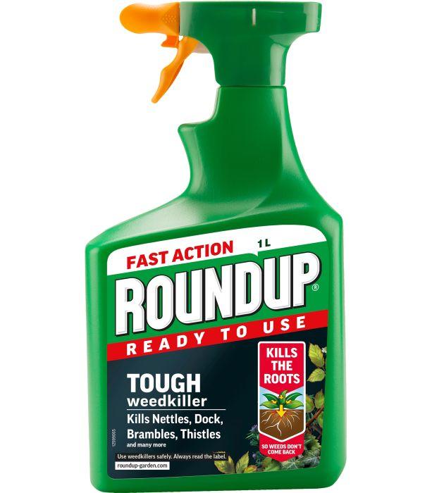 Picture of 1lt Roundup Xl Tough Deep Root Killer