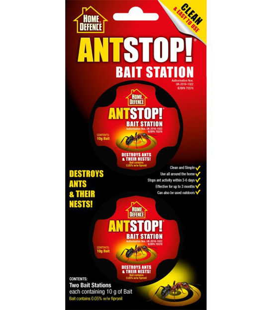 Picture of Home Defence Ant Stop Bait Stations