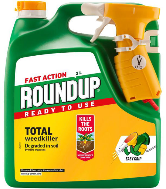 Picture of 3lt Roundup Fast Action Ready To Use