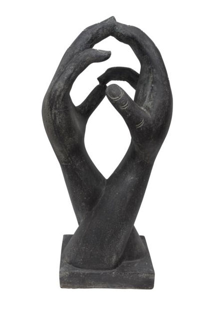 Picture of Abstract Sculture Two Hands