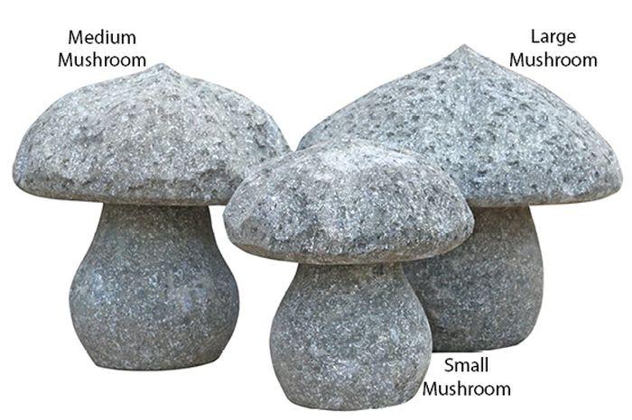 Picture of Mushroom (medium) 20cm Height (8 inches)