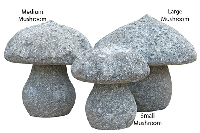 Picture of Mushroom 28cm Height (10inches)