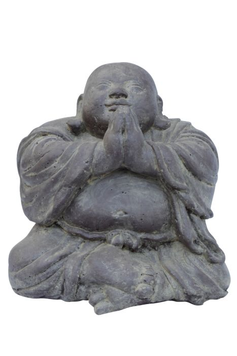 Picture of Sitting Monk Laughing 37cm (1ft)