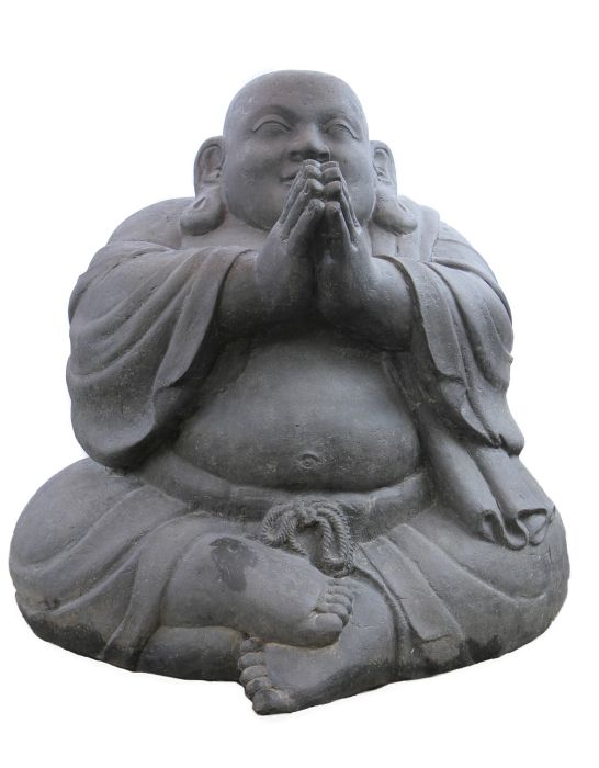Picture of Sitting Monk Laughing 135cm