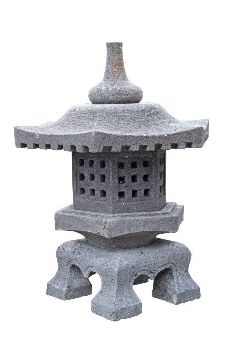 Picture of Japanese Garden Lantern 65cm (2ft)