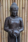 Picture of Standing Buddha Stone Casting 120cm